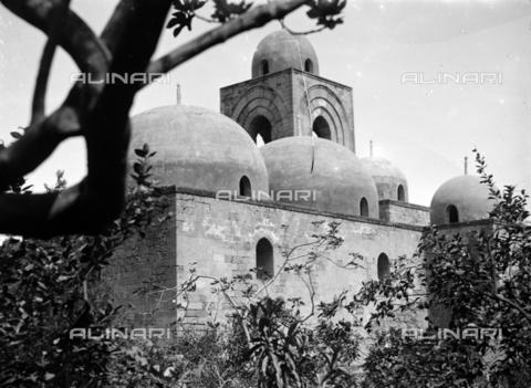 CAD-S-420005-0011 - Church of San Giovanni degli Eremiti, Palermo - Data dello scatto: 14/04/1928 - Archivi Alinari, Firenze