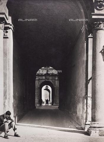 CGD-F-000320-0000 - Galleria di Palazzo Spada, Roma - Data dello scatto: 1955-1960 - Raccolte Museali Fratelli Alinari (RMFA)-donazione Corinaldi, Firenze