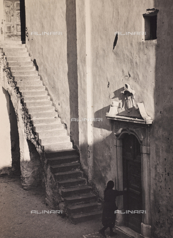 CGD-F-000377-0000 - View of Scanno - Date of photography: 1955-1965 - Fratelli Alinari Museum Collections-Corinaldi Donation, Florence