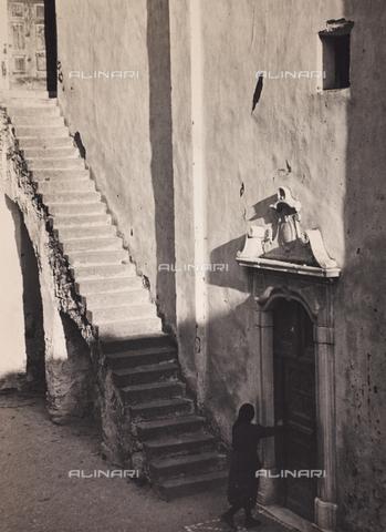 CGD-F-000377-0000 - Veduta di Scanno - Data dello scatto: 1955-1965 - Raccolte Museali Fratelli Alinari (RMFA)-donazione Corinaldi, Firenze