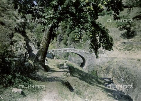CHA-F-AU0856-0000 - Devil's Bridge, France - Data dello scatto: 1920-1925 ca. - Archivi Alinari, Firenze