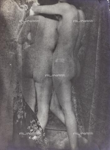 CMA-F-000300-0000 - Female nudes - Data dello scatto: 1927 - Archivi Alinari, Firenze