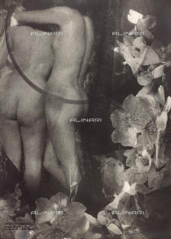 CMA-F-000308-0000 - Female bare shoulders - Data dello scatto: 1927 - Archivi Alinari, Firenze