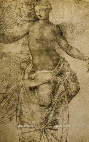 DIS-F-000096-0000 - Fortune, Gabinetto dei Disegni e delle Stampe, Uffizi Gallery, Florence