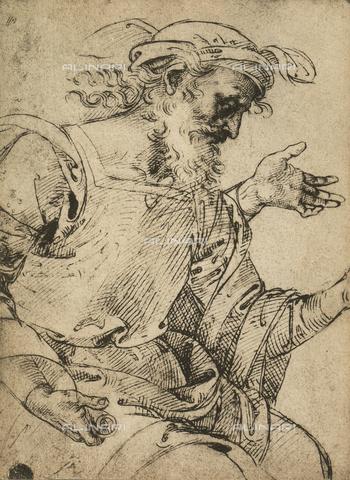 DIS-F-001092-0000 - Il profeta Ezechiele, Gallerie dell'Accademia, Venezia