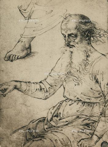 DIS-F-001132-0000 - Un profeta, Gallerie dell'Accademia, Venezia