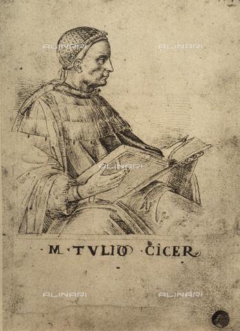 DIS-F-001167-0000 - Cicerone, disegno, Gallerie dell'Accademia, Venezia