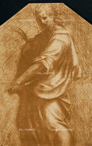 DIS-F-001276-0000 - San Giovanni Battista, Andrea del Sarto, Museo del Louvre, Parigi