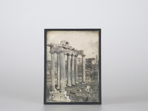 DVQ-F-000870-0000 - Temple of Saturn, Roman Forum, Rome