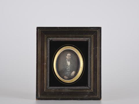 DVQ-F-001777-0000 - Ritratto di Ricasoli, dagherrotipo - Data dello scatto: 1858 ca. - Raccolte Museali Fratelli Alinari (RMFA), Firenze
