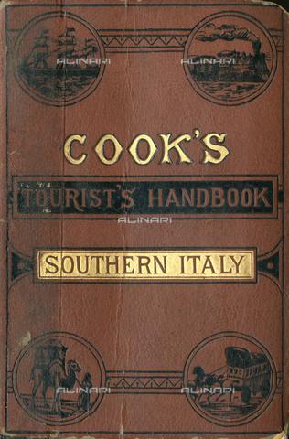 EVA-S-001197-9888 - Copertina della guida turistica di Thomas Cook - Thomas Cook Archive / © Mary Evans / Archivi Alinari