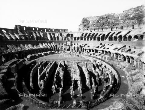 FAA-F-000076-0000 - Flavian Amphitheatre or Colosseum, Rome