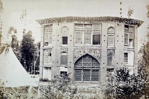 FBQ-A-006327-0014 - Un palazzo in Iran - Data dello scatto: 1860 ca. - Archivi Alinari, Firenze