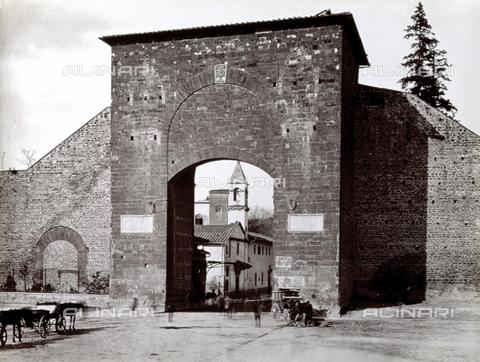 FBQ-F-000772-0000 - The Porta Romana, Florence