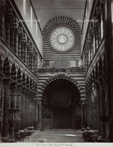 FBQ-F-001163-0000 - Scorcio prospettico di Palazzo Diaz a Genova - Data dello scatto: 1860 -1880 ca. - Raccolte Museali Fratelli Alinari (RMFA), Firenze
