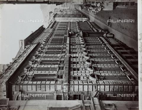 FBQ-F-001180-0000 - Scorcio prospettico di Palazzo Reale a Genova - Data dello scatto: 1870 - 1890 ca. - Raccolte Museali Fratelli Alinari (RMFA), Firenze