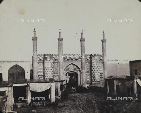 FBQ-F-002037-0000 - Le torri di Arg-e-Bam, presso Teheran, Iran - Data dello scatto: 1860 ca. - Raccolte Museali Fratelli Alinari (RMFA), Firenze