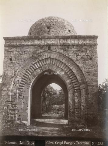 FBQ-F-006872-0000 - La Cubula o piccola Cuba, edificio arabo-normanno, Palermo - Data dello scatto: 1890 -1900 - Archivi Alinari, Firenze