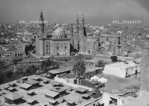 FCA-F-000163-0000 - Le Moschee de Il Cairo - Data dello scatto: 1950-1960 - Archivi Alinari, Firenze
