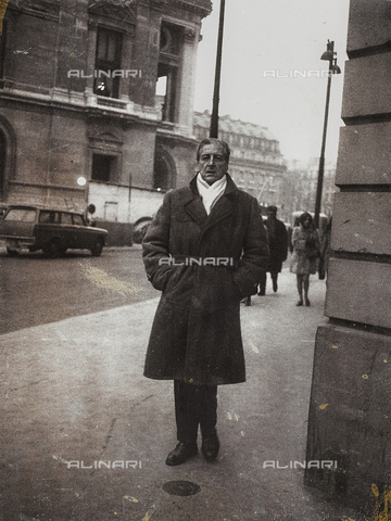 FCA-F-000189-0000 - Ritratto del fotografo Fabrizio Clerici - Data dello scatto: 1960-1969 - Archivi Alinari, Firenze