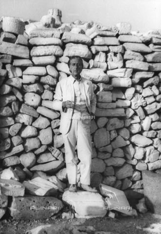 FCA-F-000191-0000 - Ritratto del fotografo Fabrizio Clerici - Data dello scatto: 1970-1979 - Archivi Alinari, Firenze