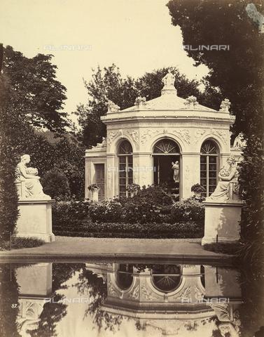 FCC-F-011116-0000 - Pavilion in the park of the Villa Pallavicini Durazzo in Pegli, Genoa - Data dello scatto: 1870-1880 ca. - Archivi Alinari, Firenze
