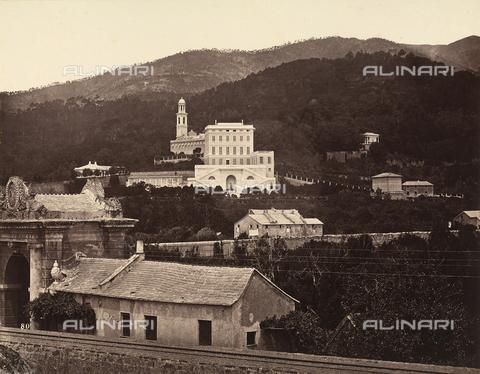 FCC-F-011119-0000 - The Villa Pallavicini Durazzo in Pegli, Genoa - Data dello scatto: 1870-1880 ca. - Archivi Alinari, Firenze
