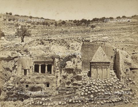 FCC-F-014461-0000 - Tomba di San Giacomo in Palestina - Data dello scatto: 1860-1870 ca. - Raccolte Museali Fratelli Alinari (RMFA)-collezione Favrod, Firenze
