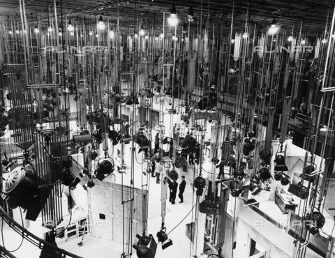 FCC-F-022370-0000 - Studio televisivo britannico del 1961 - Data dello scatto: 1961 - Archivi Alinari, Firenze