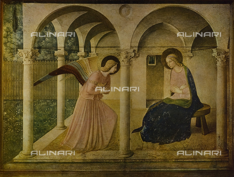 FDC-F-000014-0000 - Annunciation, Museum of S. Marco, Florence
