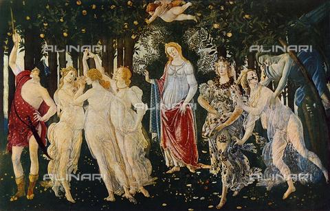 FDC-F-000039-0000 - Primavera, The Uffizi Gallery, Florence