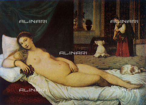 FDC-F-000113-0000 - The Venus of Urbino, Uffizi Gallery, Florence