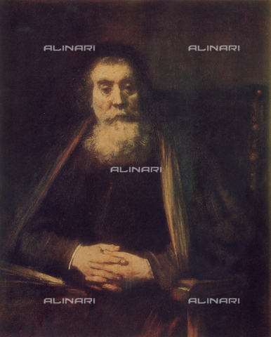 FDC-F-000177-0000 - Portrait of an old man, Uffizi Gallery, Florence