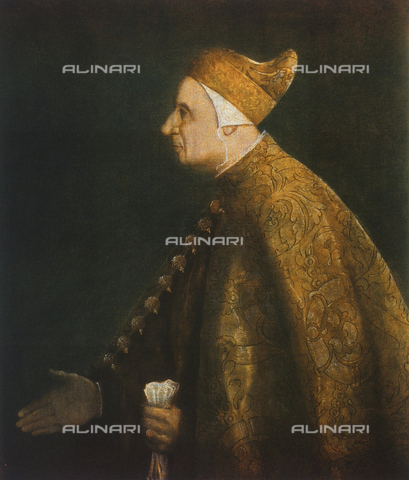 FDC-F-000287-0000 - Portrait of the doge Nicolo Marcello, Pinacoteca, Vatican