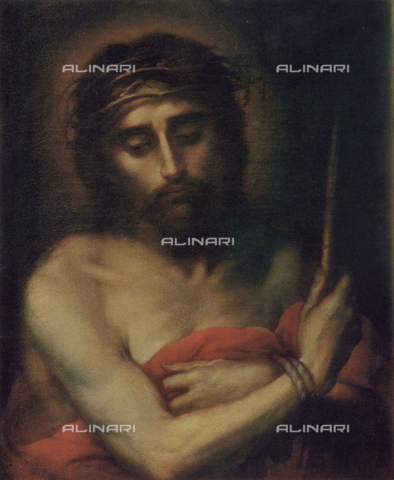 FDC-F-000300-0000 - Ecce Homo, Murillo, Pinacoteca Vaticana, Vatican City
