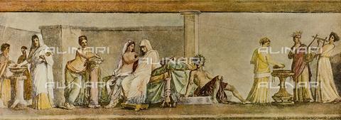 "FDC-F-000456-0000 - The ""Aldobrandine Nuptial"", Vatican Museum, Vatican City"