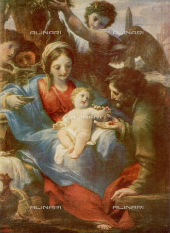 FDC-F-000471-0000 - Sacred Family, Vatican Portrait Gallery, Vatican City