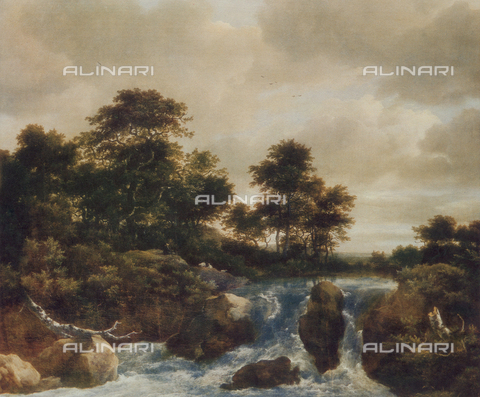 FDC-F-000536-0000 - Landscape with a Stream, Uffizi Gallery, Florence