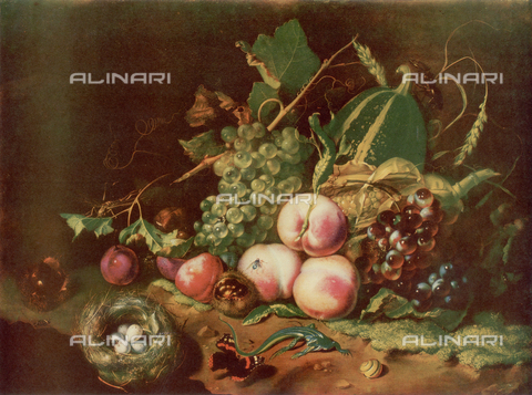 FDC-F-000541-0000 - Still life with fruit