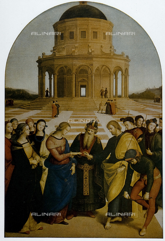 FDC-F-000620-0000 - Marriage of the Virgin, Brera Gallery, Milan