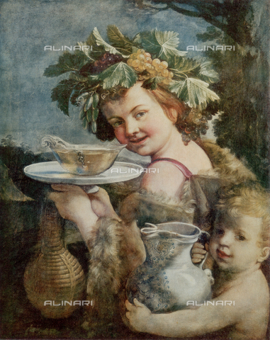 FDC-F-000661-0000 - Bacchino, Galleria Palatina, Palazzo Pitti, Firenze