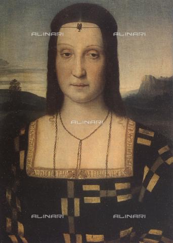 FDC-F-000877-0000 - Portrait of Elisabetta Gonzaga; Uffizi Gallery, Florence