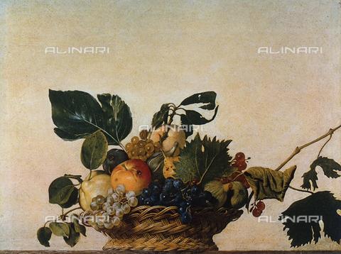 FDC-F-000959-0000 - Basket of fruit, Pinacoteca Ambrosiana, Milan
