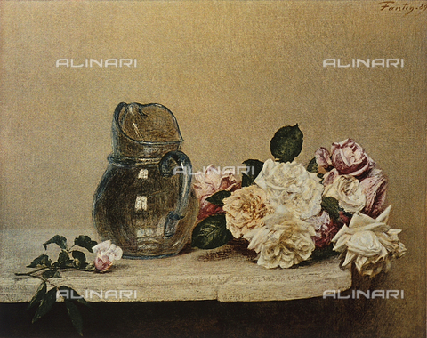 FDC-F-001105-0000 - Roses, Musée des Beaux-Arts, Lyon