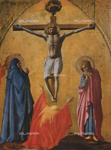 FDC-F-001248-0000 - Crucifixion, National Gallery of Capodimonte, Naples