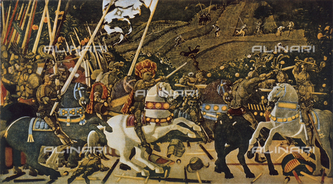 FDC-F-001318-0000 - The Battle of San Romano, National Gallery, London