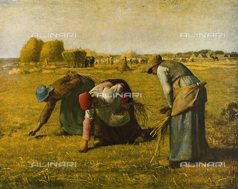 FDC-F-001413-0000 - The wheat harvesters, Musée d'Orsay, Paris