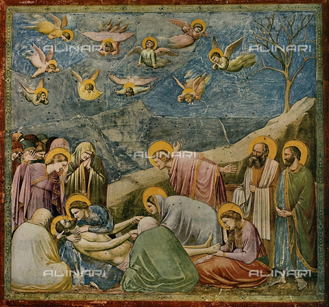 FDC-F-002788-0000 - Lament Over the Dead Christ, Scrovegni Chapel, Padua