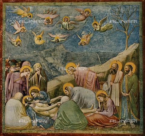 FDC-F-002788-0000 - Compianto sul Cristo morto; Cappella degli Scrovegni, Padova