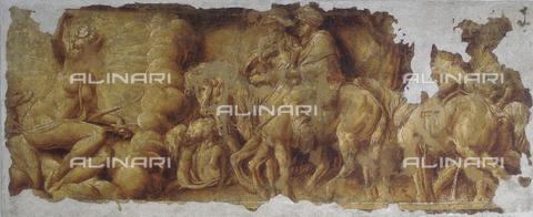 FIN-S-MGE000-333a - Fresco by Lelio Orsi, conserved at the Galleria Estense in Modena - Reproduced with the permission of Ministero per i Beni e le Attività Culturali / Finsiel/Alinari Archives